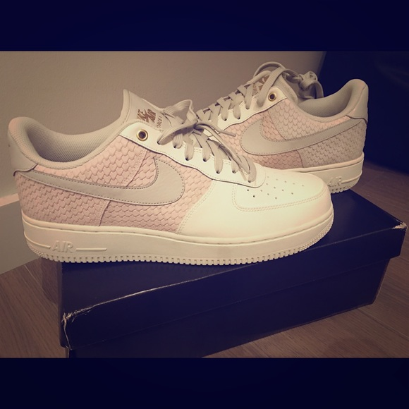 Nike Shoes - Nike men's Air Force 1's NWT!